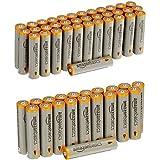 Amazonベーシック アルカリ乾電池 単4形500個パック