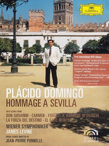 Placido Domingo - Hommage a Sevilla
