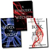 img - for All Souls Trilogy Collection Deborah Harkness 3 Books Set (The Book of Life, Shadow of Night, A discovery of witches ) book / textbook / text book