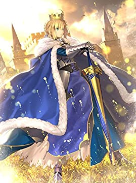 Fate/stay night Original Soundtrack&Drama CD Garden of Avalon - glorious, after image