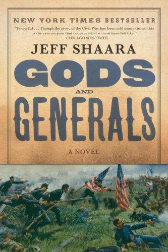 Shaara, Michael - Gods and Generals