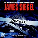 Deceit Audiobook by James Siegel Narrated by Jeff Harding