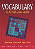 Vocabulary for the High School Student