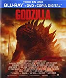 Godzilla (BD + DVD + Copia Digital) [Blu-ray]