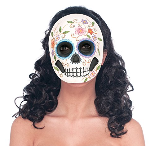 Forum Women's Day Of The Dead Full Mask Female