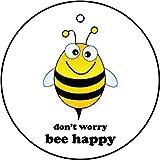 Désodorisant De Voiture DON'T WORRY BEE HAPPY...