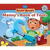 Manny's Book of Tools (Disney Handy Manny)by Marcy Kelman
