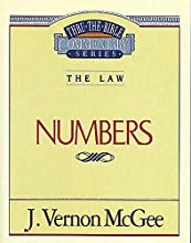 Numbers The Law Numbers Thru the Bible Book 8