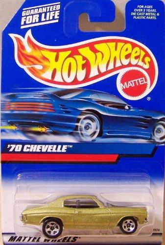 Hot Wheels 2000 #107 1970 Chevelle (Chevelle Super Sport compare prices)