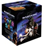 Babylon 5:Complete series Plus The Mo...