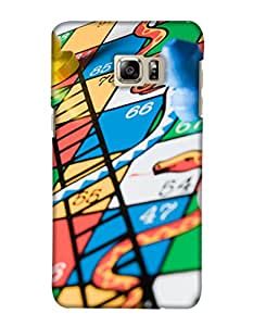 Print Haat Back Case for Samsung Galaxy Note 5 edge (Multi-Color)