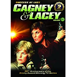 Cagney & Lacey Volume Three Part Two