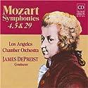 Mozart / de Preist / L.a. Chamber Orchestra - Symphonies 4 & 5 [Audio CD]<br>$368.00