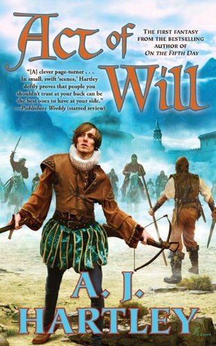 Act of Will (Tor Fantasy)