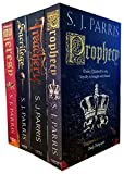 S. J. Parris Giordano Bruno Series Collection S. J. Parris 4 Books Set Pack