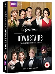 Upstairs Downstairs - Complete Series 1 and 2 Box Set [DVD] [2011]