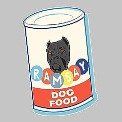 Ramsay Dog Food House Bolton Game Of Thrones Men's Hooded Sweatshirt