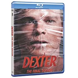 Dexter-The Complete Eighth Season [Blu-ray]