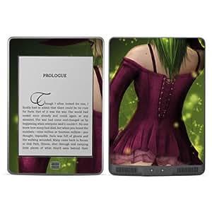 Diabloskinz B0072-0025-0006 Witch Girl Vinyl Skin für Amazon Kindle Touch