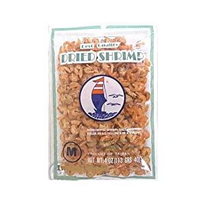 Dried shrimp - 3 oz