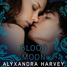 Blood Moon: Drake Chronicles, Book 5 (       UNABRIDGED) by Alyxandra Harvey Narrated by Tara Sands