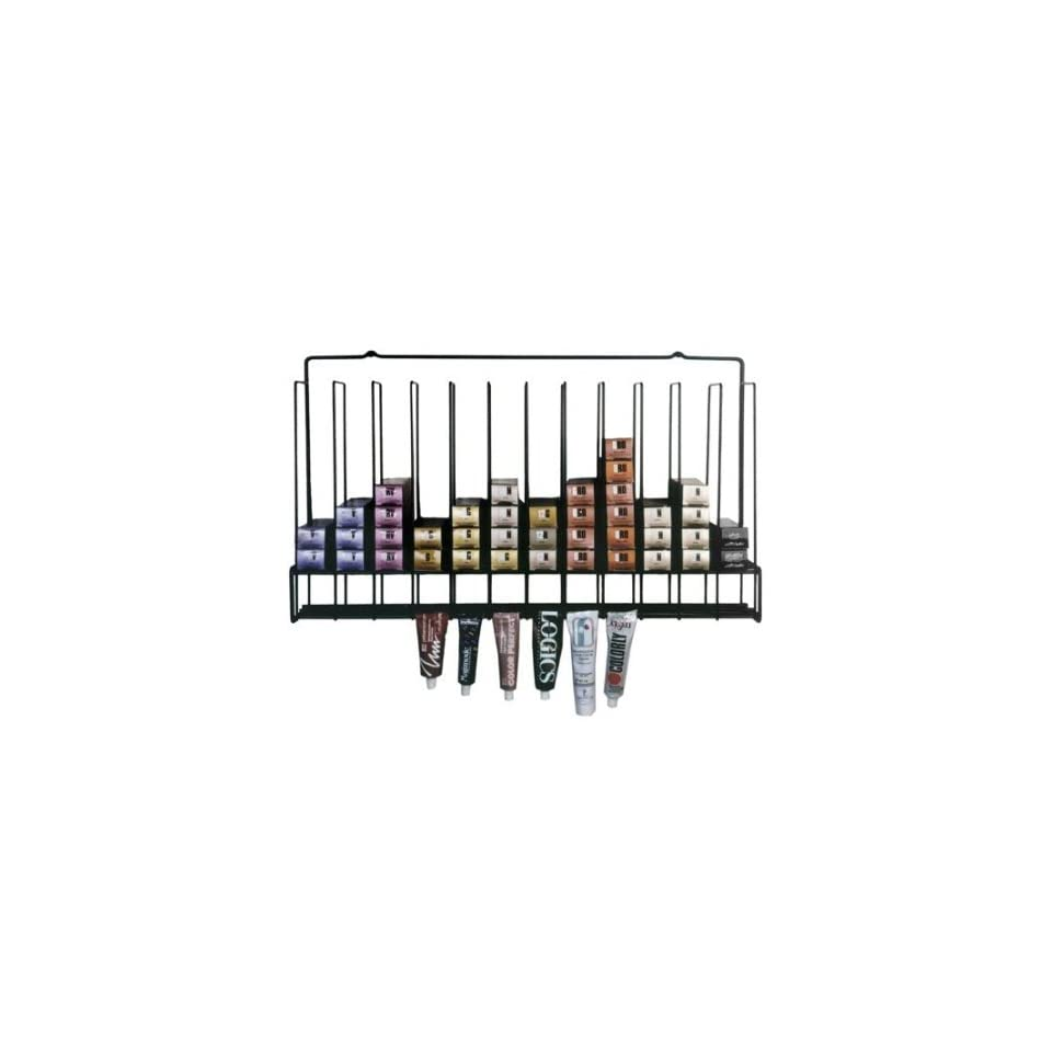 Salon Hair Color Tube Storage Rack Health u0026 Personal Care on PopScreen