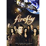 Firefly: The Complete Series (Bilingual)by Nathan Fillion
