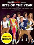 Musicroom Presents: Hits Of The Year. Sheet Music for Piano, Vocal & Guitar