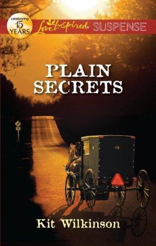 Image for Plain Secrets (Love Inspired Suspense)