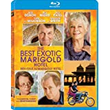 The Best Exotic Marigold Hotel / Benvenue au Marigold Hotel (Indian Palace) [Blu-ray] (Bilingual)by Judi Dench