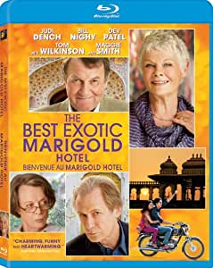 The Best Exotic Marigold Hotel / Benvenue au Marigold Hotel (Indian Palace) [Blu-ray] (Bilingual)