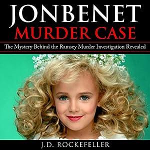 JonBenet Murder Case Audiobook