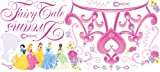 Disney Princess Crown Wall Decal Cutout 18x40