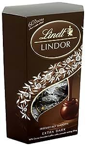 Lindt Lindor 60% Dark Chocolate Cornet 200 g (Pack of 2)
