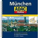 ADAC CityAtlas München 1:15 000
