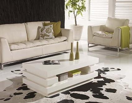 Mesas de Centro de Madera : Modelo CASUAL 273 Blanco