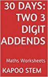 30 Days Math Addition Series: Two 3 D...