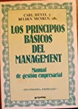 img - for Los Principios Basicos Del management: Manual de gestion empresarial book / textbook / text book