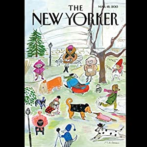 The New Yorker, March 13th 2013 (Jill Lepore, David Owen, Jesse Eisenberg) Periodical