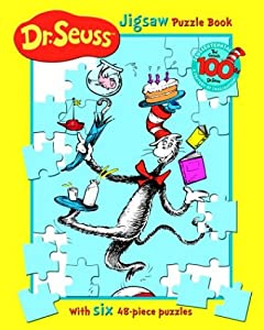 Amazon Com Dr Seuss Tm Jigsaw Puzzle Book Dr Seuss