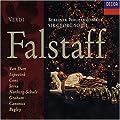 Verdi - Falstaff / Van Dam � Lipovsek � Coni � Serra � Norberg-Schulz � Graham � Canonici � Begley � Berliner Philharmoniker � Sir Georg Solti