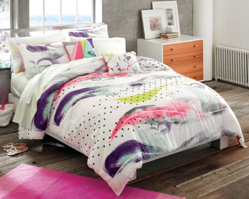 #5 Discount Roxy Shadow 9-pc Comforter Set And Toss