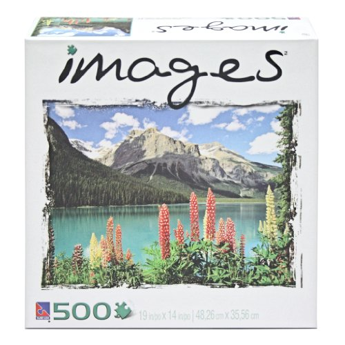 Yoho National Park, B.C. 500 Piece Images Puzzle