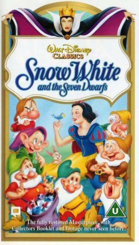 Snow White & the Seven Dwarfs (1937) [VHS] [1938]