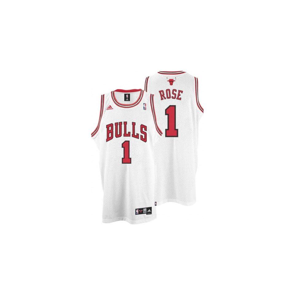 CHICAGO BULLS ADIDAS Herren Basketball Trikot NBA #1 Derrick