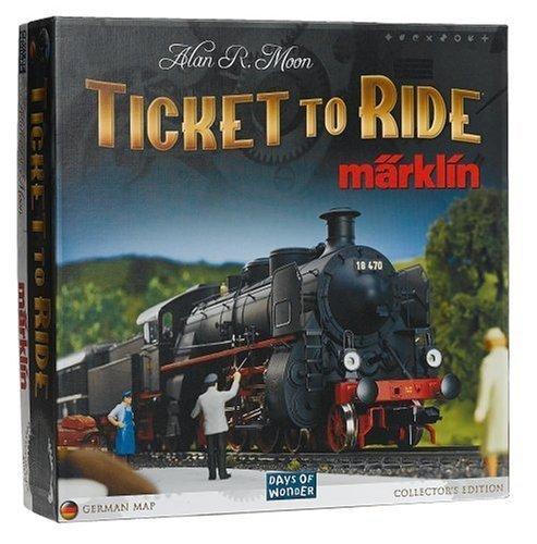 Days of Wonder Ticket To Ride - Marklin