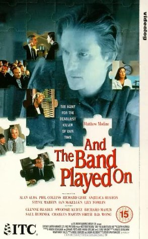 And the Band Played On [VHS] [Import]