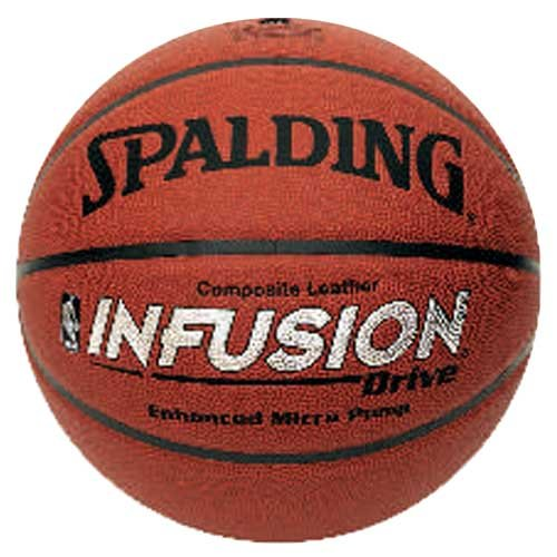 spalding infusion drive basketball sports. Black Bedroom Furniture Sets. Home Design Ideas