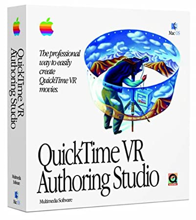 Apple QuickTime VR Authoring Studio (Mac)