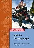 echange, troc Unknown. - ABC der Versicherungen